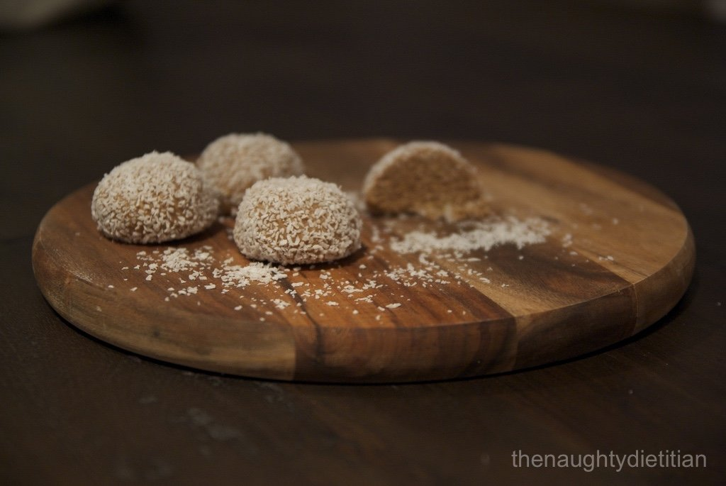Chocolate Coconut Balls Gluten Free