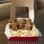 Chocolate Gingerbread Men Gluten Free