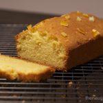 Madeira Cake Gluten Free