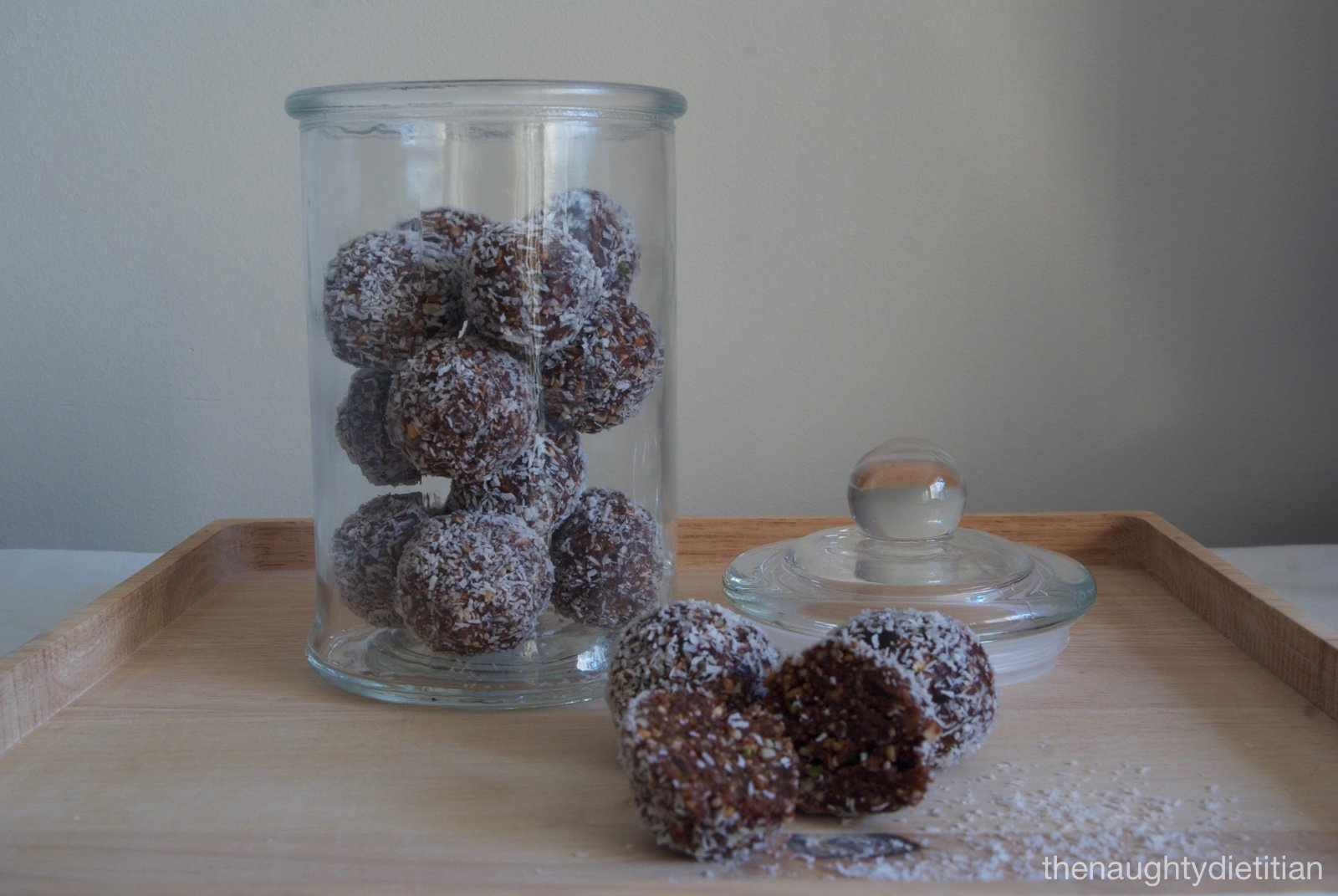 Orange Cacao Balls (Gluten Free)