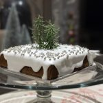 Mini Gingerbread Cake Gluten Free